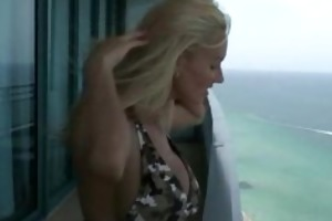 seaside engulf and fuck dilettante oral wife blows