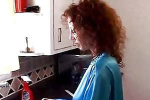 mother i receives screwed in kitchen - m27