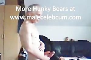 aged bear jacking