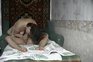 nympho older russian mom secretly banging