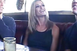 lauren is a older blonde jock charmer