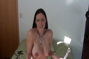 glass see-through marital-device gangbang out d