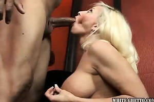 your mommy sucks dark cock #03