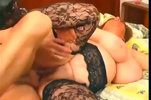 large milk sacks grannie in sexy sex and