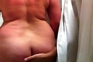 voyeuring overweight d like to fuck in the shower