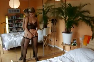 sexy dilettante wife gives creampie