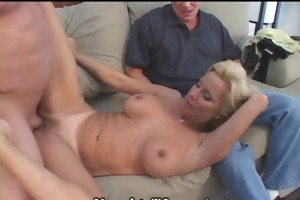 hubby demands wife acquires fucked by ally