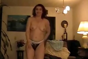 arab housewife stripping