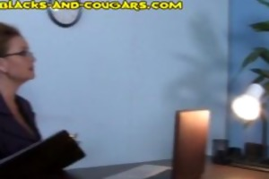 dark has to undress for cougar