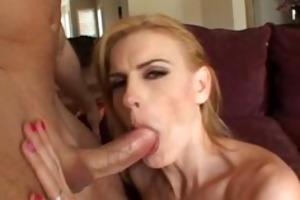 darryl hanah anal