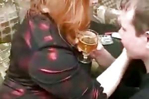 chubby big beautiful woman russian aged mommy