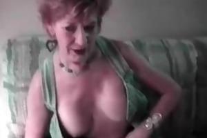 old granny lydia splitz copulates stranger