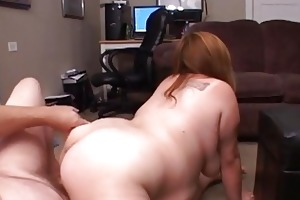 short overweight anal mexican mama gets...