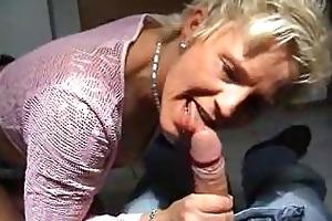 german mother i entice the repairman