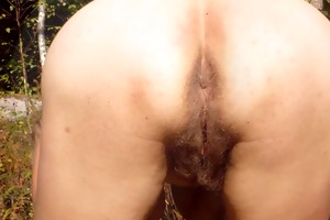 my total undress from unshaved forest to shaved