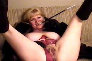 big beautiful woman aged taping herself ii