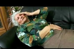 granny wanted a blck knob bad