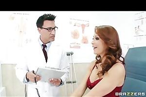sexy redhead mother i monique alexander receives