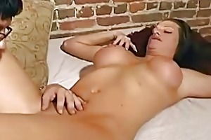 sexy mother i brooke receives a big pounder