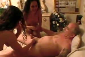 sexy hoes engulf off older pervert