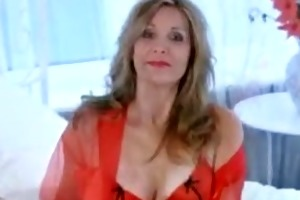 astounding mother i in nylons & shaggy vagina