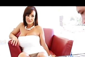 puremature breasty mom lisa ann copulates her