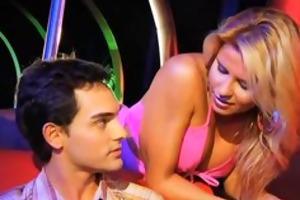 anna kalina in lap dance queen