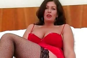 large breasted slut wife bonks darksome hunk in