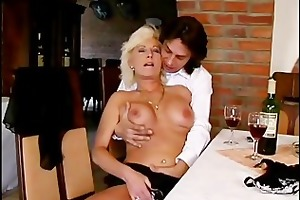 insane old mamma hard fuck sex and large oral-sex