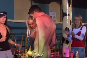 wild party fingering fucking engulfing its all