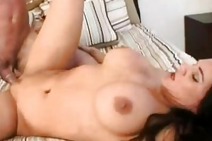 sizzling mother i elle cee getting her cum-hole