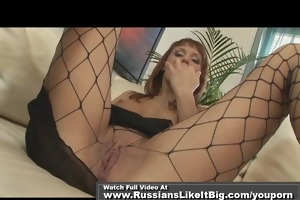 biggest dildo anal and facial for sexy lady