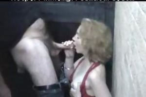 redhead in alley 02 older aged porn granny old