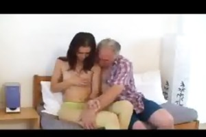 petite tittted sweetheart receives screwed by