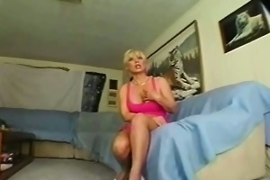 exotic naughty aged fanny drilled wild