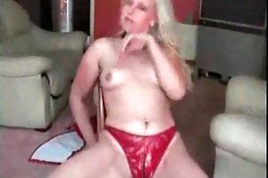 sexually excited wife with latex fetish