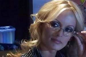 mature blond teacher with biggest knockers