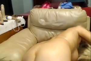 cam - breasty 47 year old whore with large bawdy