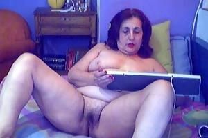 greek granny web camera