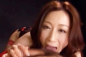 incredibly lustful japanese milfs engulfing part4