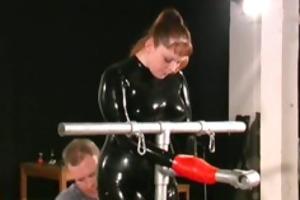d like to fuck villein in hawt rubber latex