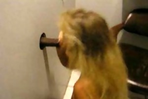 dilettante gloryhole wife