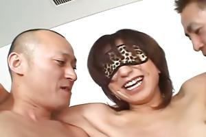 babe airi nakajima takes on throbbing schlongs at