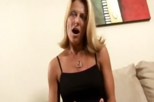 breasty anilos brenda james rides a rod on
