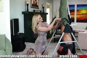 mommybb busty mother i julia ann is engulfing my