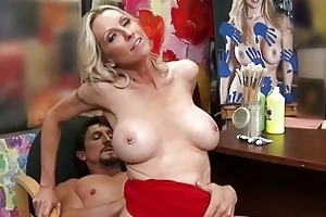 large tit mamma sexy for weenie