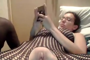 sexy wife need the dark knob this wife makes