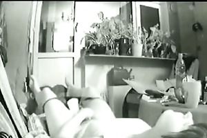 voyeur video my mum fingering on the daybed