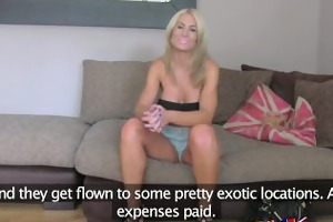 fakeagentuk marvelous blond mother i gives