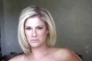 blonde mother i